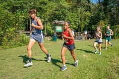 FLO05953 (chap6886@bellsouth.net) Tags: running run race girls boys team trees lake athletes action athletics america xc 5k highmiddleschool highschool
