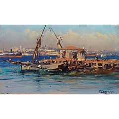 11018--fausto-zonaro-1854-1929-salacak (skaradogan) Tags: