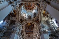 Dom St. Stephan (Passau) (Jutta Achrainer) Tags: achrainerjutta fe24105mmf4goss passau sonyalpha7riii dom ststephan fresken kirche