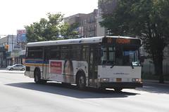 IMG_1918 (GojiMet86) Tags: westchester beeline system nyc new york city bus buses 2006 orion v 641 60 fordham road bathgate avenue