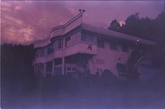 (✞bens▲n) Tags: pentax lx fujichrome 50 fa 31mm f18 limited xpro crossprocessed film analogue japan yamanashi haikyo abandoned building pachinko parlor
