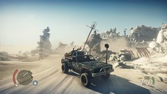 Mad Max_20181012203736 (Livid Lazan) Tags: mad max videogame playstation 4 ps4 pro warner brothers war boys dystopia australia desert wasteland sand dune rock valley hills violence motor car automobile death race brawl scenery wallpaper drive sky cloud action adventure divine outback gasoline guzzoline dystopian chum bucket black finger v8 v6 machine religion survivor sun storm dust bowl buggy suv offroad combat future