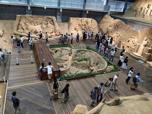 Tottori Sand Museum (砂の美術館)