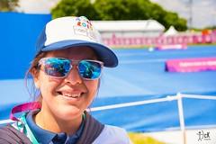 Retrato YOG2018 Juegos Olímpicos de la Juventud, buenos aires, 2018. Argentina. (christian_kollinger) Tags: portrait girl glasses reflexion reflejo sun colorido tiroconarco buenosaires2018 yog2018