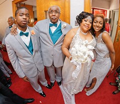 Harris Wedding Vow Renewal (oscarpetefan) Tags: oscarpetefan nikon d500 wideangle prooptic8mmfisheye family weddingvowrenewal dxo11 on1pics on1photoraw chester pennsylvania bethanybaptistchurch