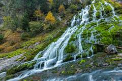 Autumn Falls (Harold van den Berge) Tags: alpen alps austria autumn canon1635lf4 haroldvandenberge herfst hiking landscape landschap leefilter longexposure oostenrijk outdoor rocks saalfelden salzburgerland steinernesmeer stenen stoissengraben water salzburg at