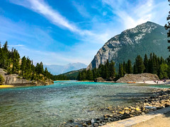 Banff, Alberta (TO416 Original) Tags: 2018 alberta banff canada motoroilphotography to416 travel ca tourism touristattraction tourist tofouronesix to416original rockies bowriver