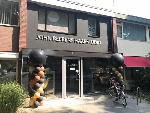Cloudbuster Rond John Beerens Haarstudio Tilburg