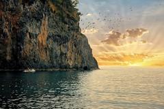 * (* landscape photographer *) Tags: seascape sunset nature rock sea landscape mediterraneo martirreno calabria italy europe world picture perfect sky cloud click work nikon 2018 flickr