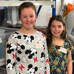 Sisters Lilli and Bea spent the morning at St Kilda Mums, sorting clothing donations. Volunteering with your kids is a great way for them to help families having a tough time whilst also filling up some school holiday hours 😉 thumbnail