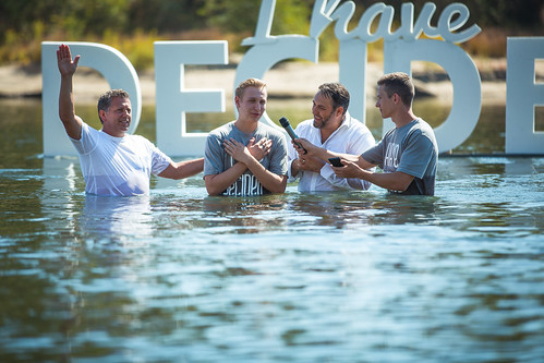 MC Church - Water Baptism 2018