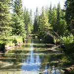 Forty Mile Creek, Banff National Park thumbnail