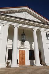 Pałac w Korczewie (jacekbia) Tags: europa polska poland korczew pałac wejście architecture architektura building budynek outdoor canon 1100d mazowsze