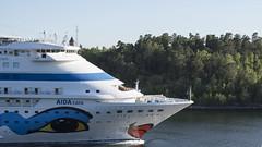 AIDAcara (zTomten) Tags: aidacara båtar fartyg boat ship passenger cruise kryssningsfartyg passagerarfartyg
