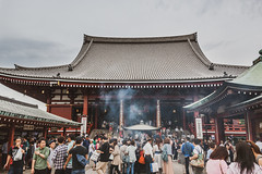 Senso-Ji_small_03 (Miriam Heitz) Tags: japan tokyo temple travel sony alpha7ii alpha7m2 alpha350