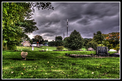 IMG_0005 Moody Skies (Scotchjohnnie) Tags: trees sky clouds landscape graveyard gravestones graves tombstone tomb canon canoneos canon6d canonef24105mmf4lisusm scotchjohnnie