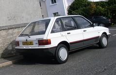 1987 Austin Maestro 1300L (occama) Tags: e370lel austin maestro 1300l 1987 old car cornwall uk