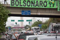 Faixas Bolsonaro 06out2018-108 (plopesfoto) Tags: bolsominion bolsonaro candidato capitão direita eleição militar mito presidente psl urna voto saopaulo brasil