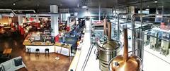 La Fábrica, Málaga. (Ian, Bucks) Tags: brewery brewing bar restaurant beer cruzcampo malaga