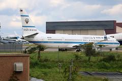 UN Week 2018: 9K-GCC | Boeing 737-9BQER(BBJ3) | State of Kuwait (cv880m) Tags: unitednations unweek unga generalassembly 2018 aviation aircraft airplane jetliner government state vip boeing stewart international swf airliner 9kgcc 737 739 737900 7379bq bbj3 boeingbusinessjet kuwait stateofkuwait winglet