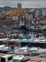 Port de pêche Getaria, pays basque (dominique 15) Tags: pays basque pêche