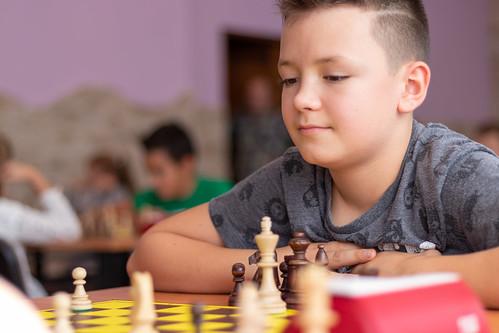 Grand Prix Spółdzielni Mieszkaniowej w Szachach Turniej VII-118