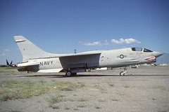 150661 MASDC 11-10-1980 (Plane Buddy) Tags: 150661 vought f8 crusader us navy masdc 2f413