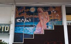 Rimini murales mercato (berightbackblog) Tags: rimini romagna emiliaromagna italia italy mare streetart