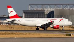 Airbus A320-216 OE-LXD Austrian Airlines (William Musculus) Tags: fra eddf frankfurt frankfurtmain am main rhein airport flughafen spotting oelxd austrian airlines airbus a320216 aua os a320200 william musculus