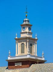 Johnson Hall Clock Tower (Eridony (Instagram: eridony_prime)) Tags: newbrunswick middlesexcounty newjersey metronewyorkcity cupola clocktower