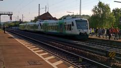 009 Denzlingen (B100S) Tags: bsb breisgau sbahn freiburg triebwagen