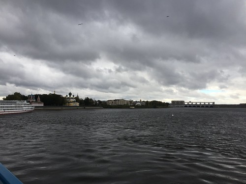 Hafen von Uglitsch