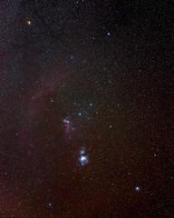 Orion - reprocessed (mbeganyi) Tags: orion stars burlington vermont unitedstates astrometrydotnet:id=nova3089427 astrometrydotnet:status=solved