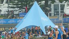 NetBall_3 (Tony Markham) Tags: beachnetball beach netball sport illawarra wollongong seniors northbeach gordonbradbery lordmayor wollongongcouncil
