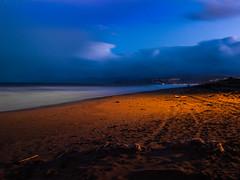 Beachnight (gomezthecosmonaut) Tags: contax645 contaxdistagon55mmf35 hasselbladcf39 newbrighton