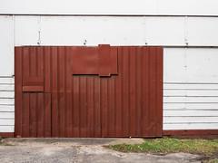 Access (Peter.Bartlett) Tags: peterbartlett victoria urban m43 microfourthirds urbanarte facade olympuspenf wall australia door colour cockatoo au