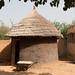 Togo Taberma hut and barrow
