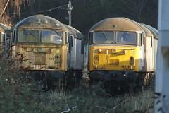 56077 56038 (Rob390029) Tags: fertis loadhaul class 56 56077 56038 leicester tmd lei railway station