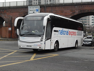 7109 BF63ZRA go north east