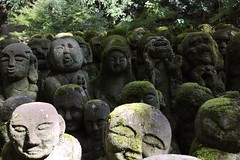 memories (ababhastopographer) Tags: kyoto sagano otaginenbutsuji rakan stonerakan arhatfigure folkbelief 京都 嵯峨野 愛宕念仏寺 羅漢像 民間信仰