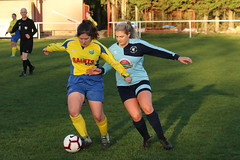 63 (Dale James Photo's) Tags: buckingham athletic ladies football club ascot united fc reserves womens thames valley counties league cup stratford fields non