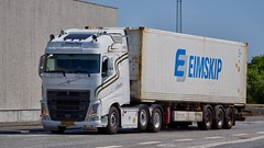 AW81140 (18.05.25, Østhavnsvej, Oliehavnsvej)DSC_8674_Balancer (Lav Ulv) Tags: 248992 østhavnsvej portofaarhus volvo volvofh fh4 fh500 e6 euro6 6x2 white tolsentransport torbenolsentransport gedved kronetrailer 2017 container eimskip truck truckphoto truckspotter traffic trafik verkehr cabover street road strasse vej commercialvehicles erhvervskøretøjer danmark denmark dänemark danishhauliers danskefirmaer danskevognmænd vehicle køretøj aarhus lkw lastbil lastvogn camion vehicule coe danemark danimarca lorry autocarra danoise vrachtwagen trækker hauler zugmaschine tractorunit tractor artic articulated semi sattelzug auflieger trailer sattelschlepper vogntog oplegger sættevogn