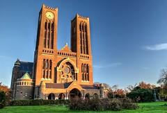 Kathedrale basiliek Sint Bavo (Skylark92) Tags: nederland netherlands holland northholland noordholland haarlem sint bavo kathedraal cathedrale basiliek kathedrale cathedral hdr