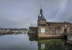 Concarneau Brittany France (Alida's Photos) Tags: france brittany concarneau town walledcity medieval bretagne