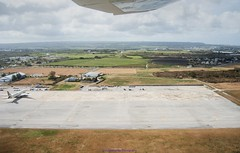 And We Are Off and Climbing (Nicky Highlander Photography) Tags: barbados caribbean westindies christchurch grantley adams international airport barbadoslightairplaneclub airplane aircraft tarmac wings liftoff takeoff cessna172skyhawk grass field flight photoessay photojournalism nikon d7200 documentary