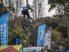 Car jump final flying (Man+machine) Tags: mountainbikes southernmtb pushbikes amazingalbany albany