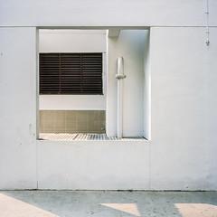 Yew Tee (alkanphel) Tags: hasselblad 501cm zeiss planart2880cfe film analog mediumformat 6x6 120 e6 urban architecture fujifilm fujichrome provia100f rdpiii