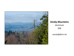 "Smoky Mountains • <a style=""font-size:0.8em;"" href=""https://www.flickr.com/photos/124378531@N04/30423648127/"" target=""_blank"">View on Flickr</a>"