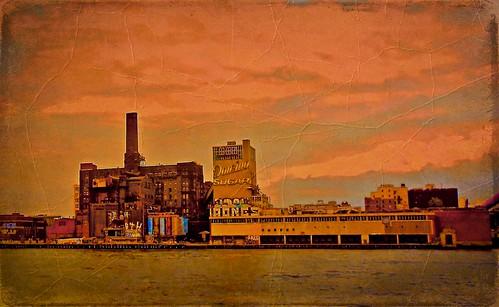 Domino Sugar Refinery - Brooklyn, New York City
