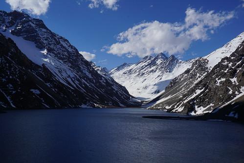 Laguna del Inca, Portillo, Los Andes